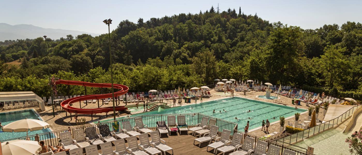Norcenni Main Pools