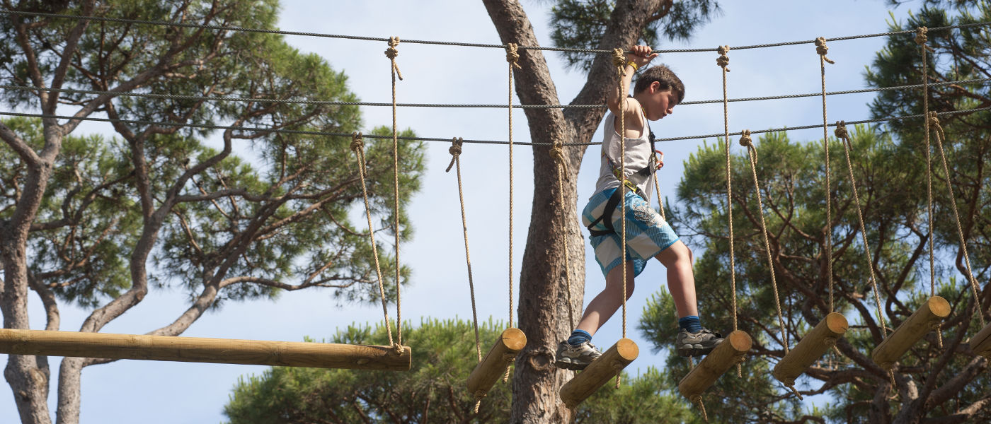 Park Albatros High Ropes