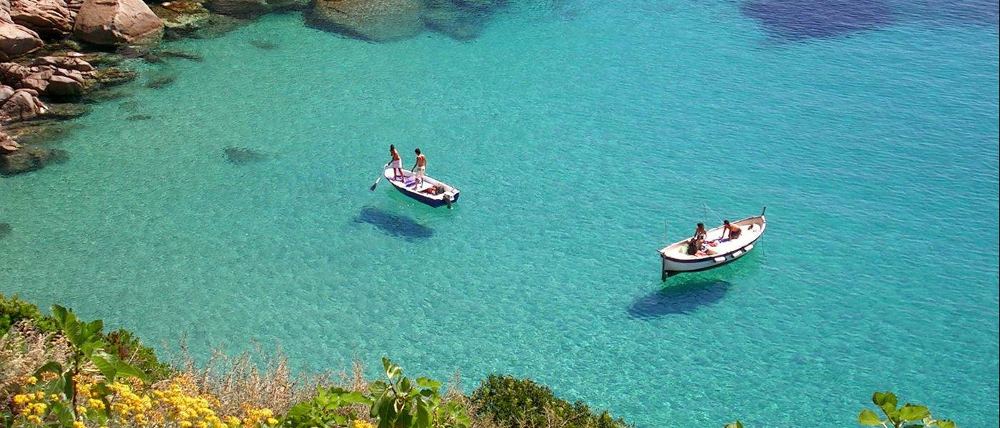 Tuscany Coastal Waters