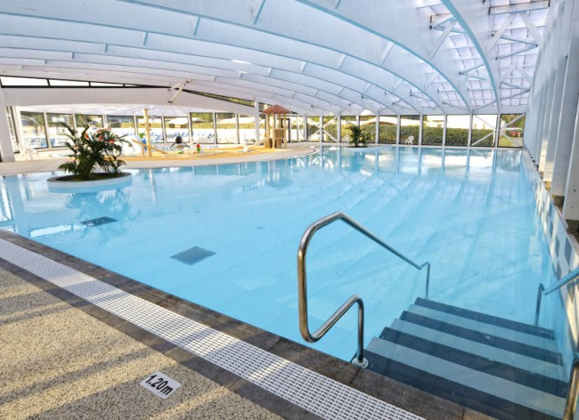 Firefly Holidays Beg Meil L'Atlantique Indoor Pool 600h