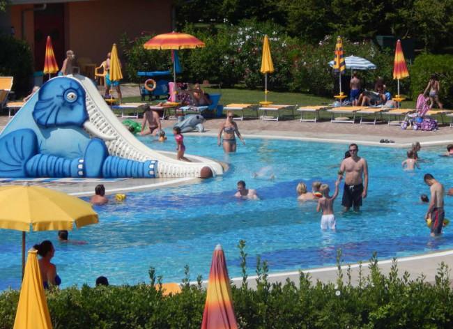 Pra Delle Torri Toddler Pool 600h