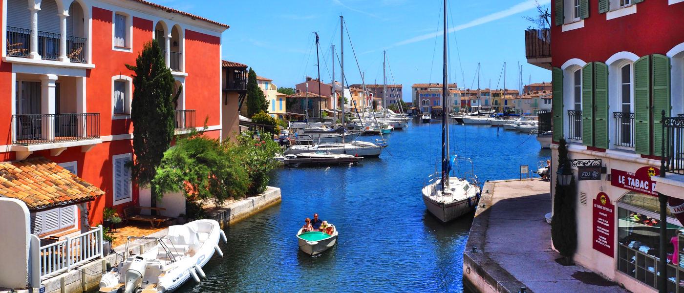 Holiday Marina Port Grimaud 1