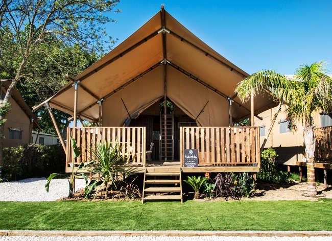 Holiday Marina Safari Tent