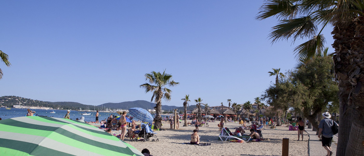Port Grimaud Beach