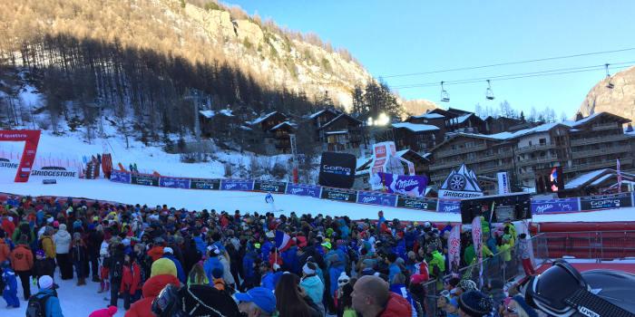 Free Access to Critérium de la Première Neige Finish Area