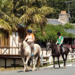 Domaine des Ormes, Horse Riding Hero