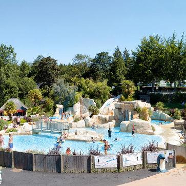 Domaine des Ormes, Main Pool