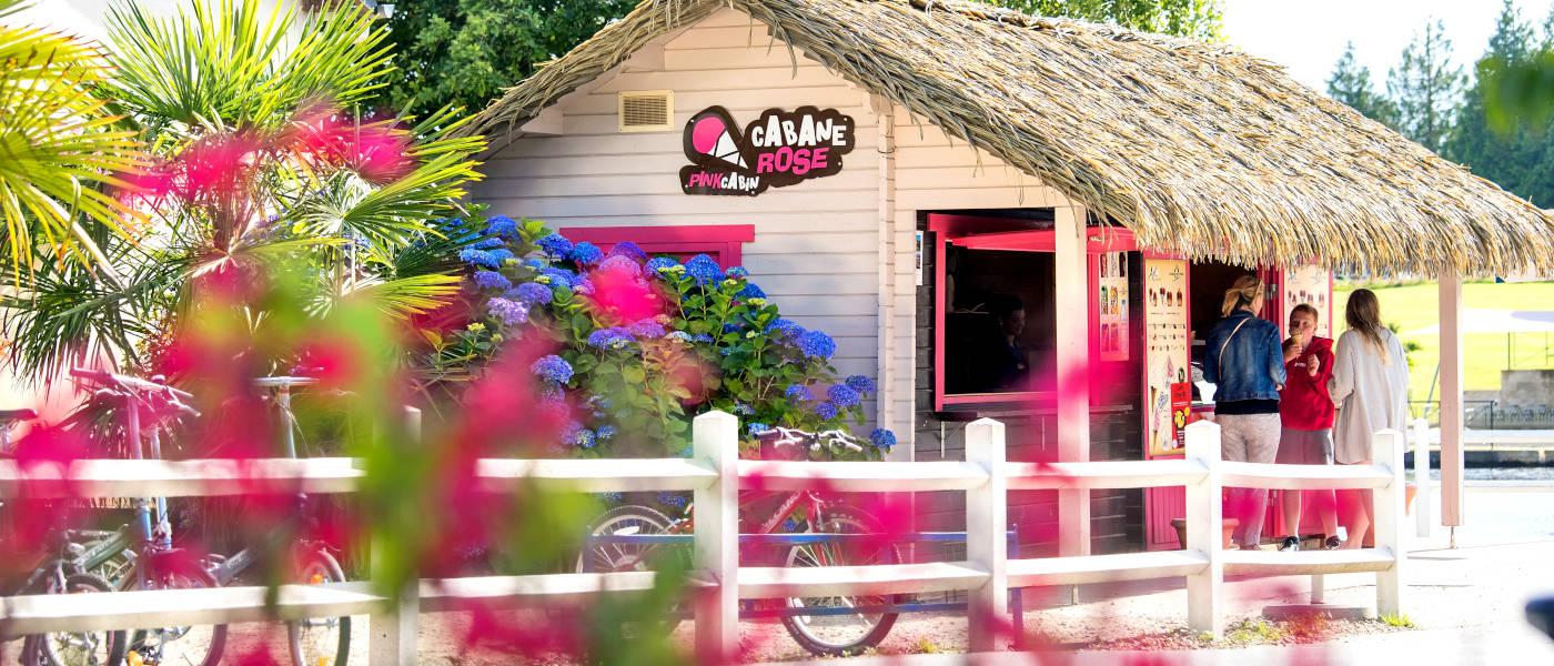 Domaine Des Ormes Cabane Rose