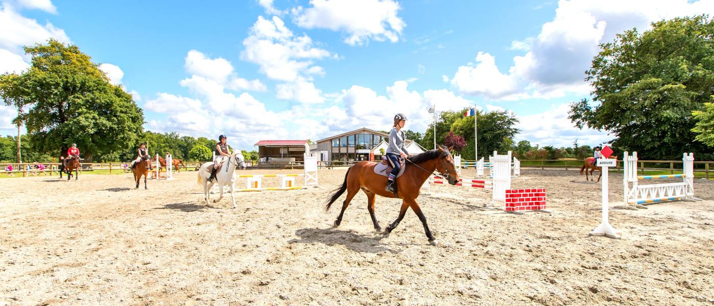 Domaine Des Ormes Equestrian 1