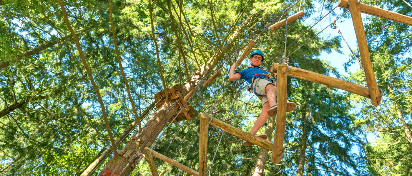 Domaine Des Ormes High Ropes 1