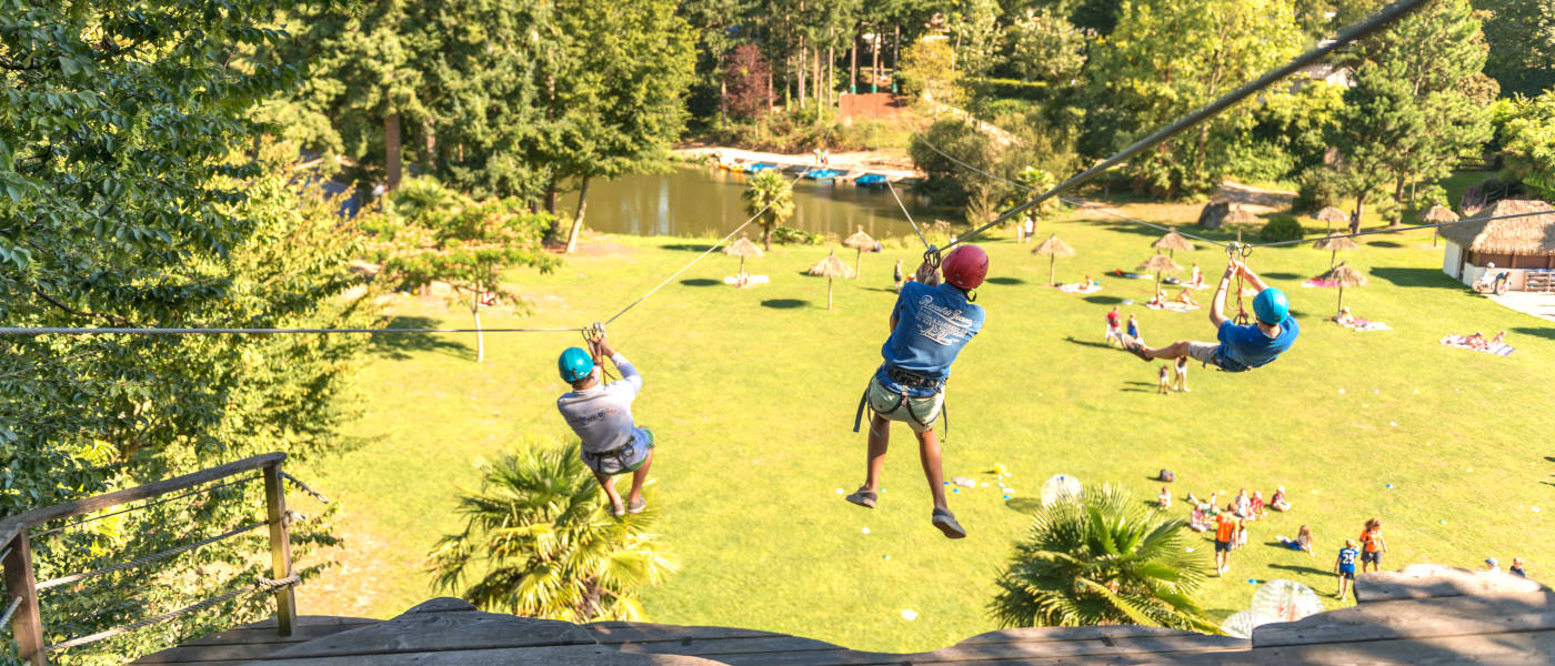 Domaine Des Ormes High Ropes 2