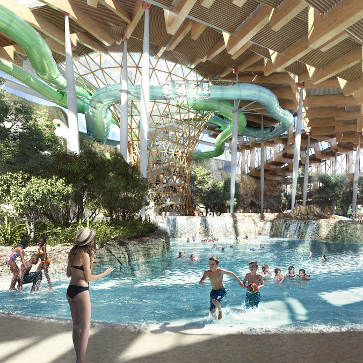 Firefly Holidays Villages Nature Aqualagon Pool