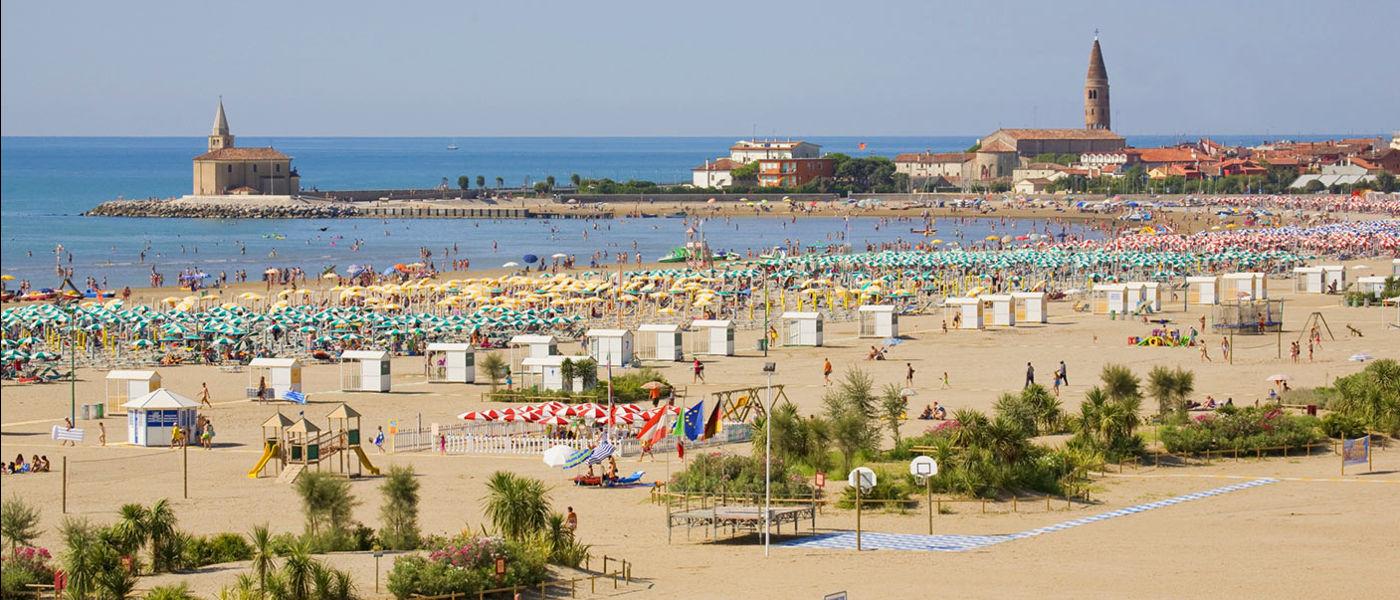 Pra Delle Torri Beach 1