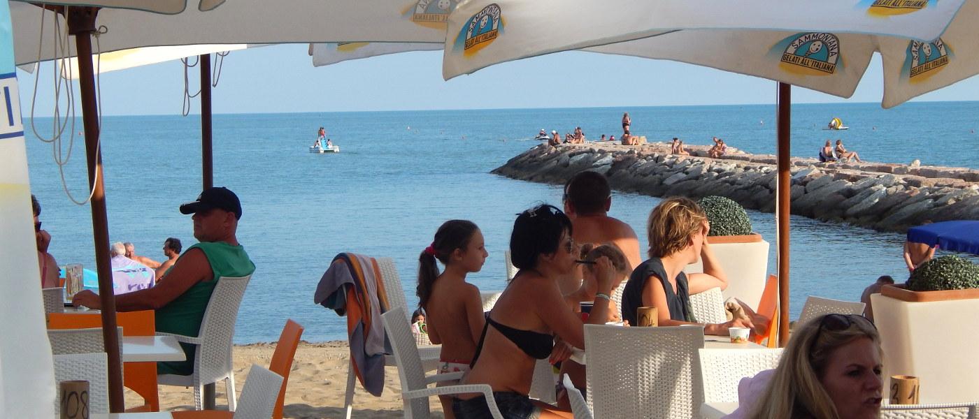Pra Delle Torri Beach Cafe