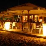 Pra Delle Torri Beach Restaurant Night