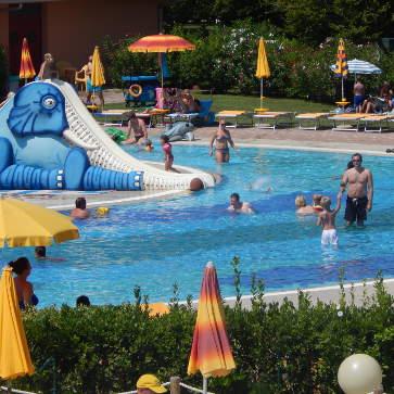 Pra Delle Torri Elephant Slide 363