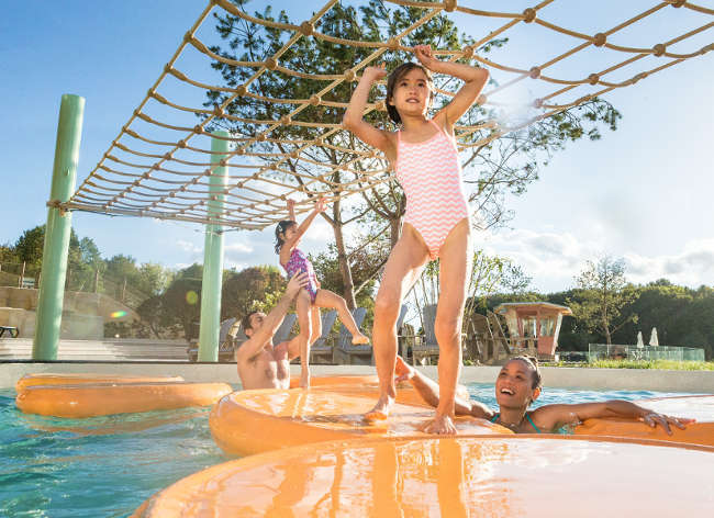 Firefly Holidays Villages Nature Aqualagon Water Course