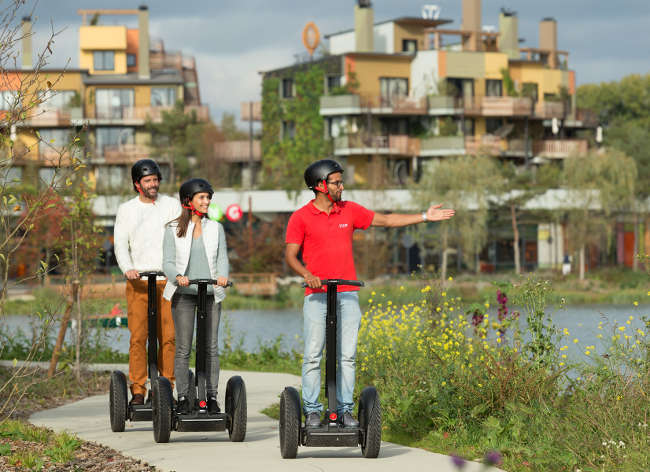 Firefly Holidays Villages Nature Segway