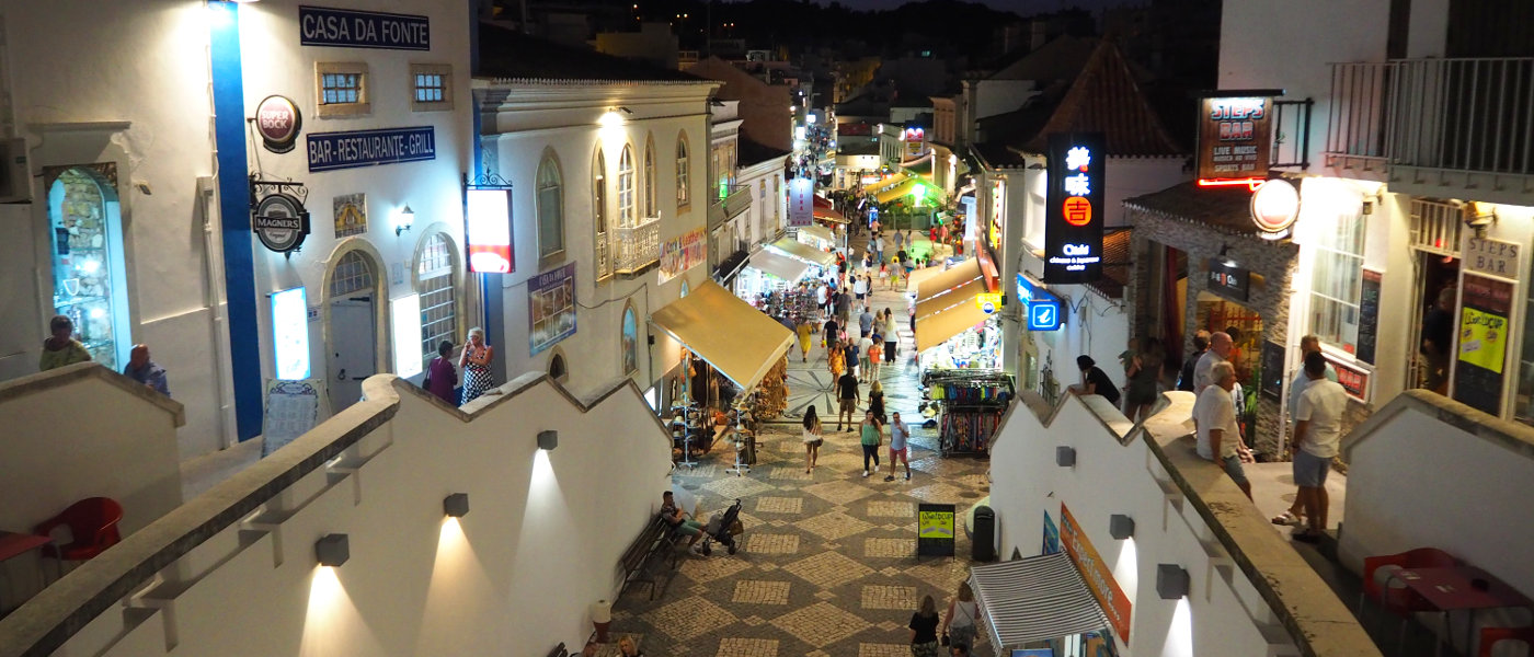 Firefly Holidays Albufeira Old Town