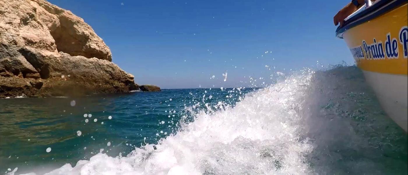 Firefly Holidays Algarve Benagil Boats