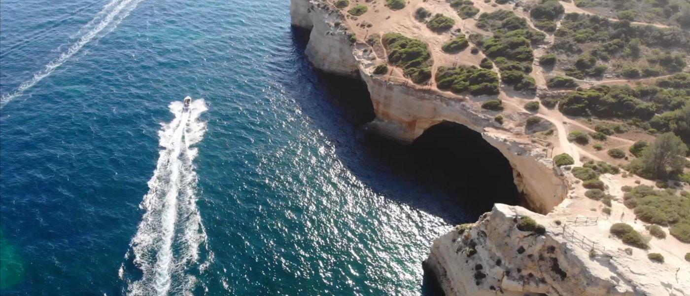 Firefly Holidays Algarve Benagil Caves
