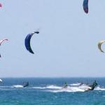 Firefly Holidays Algarve Kitesurfers