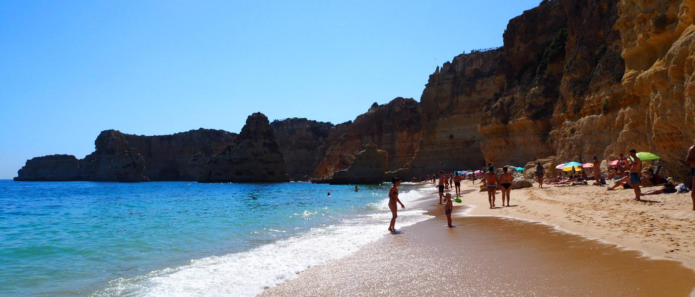 Firefly Holidays Algarve Praia Marinha 2