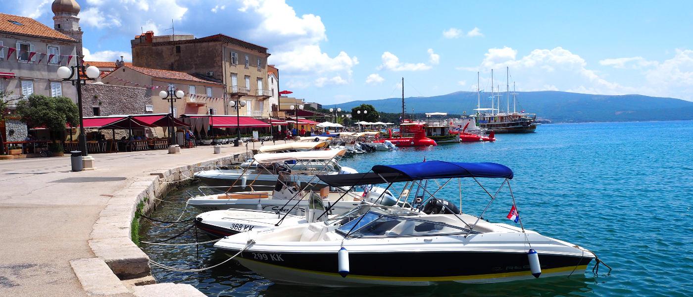 Firefly Holidays Croatia Krk Town