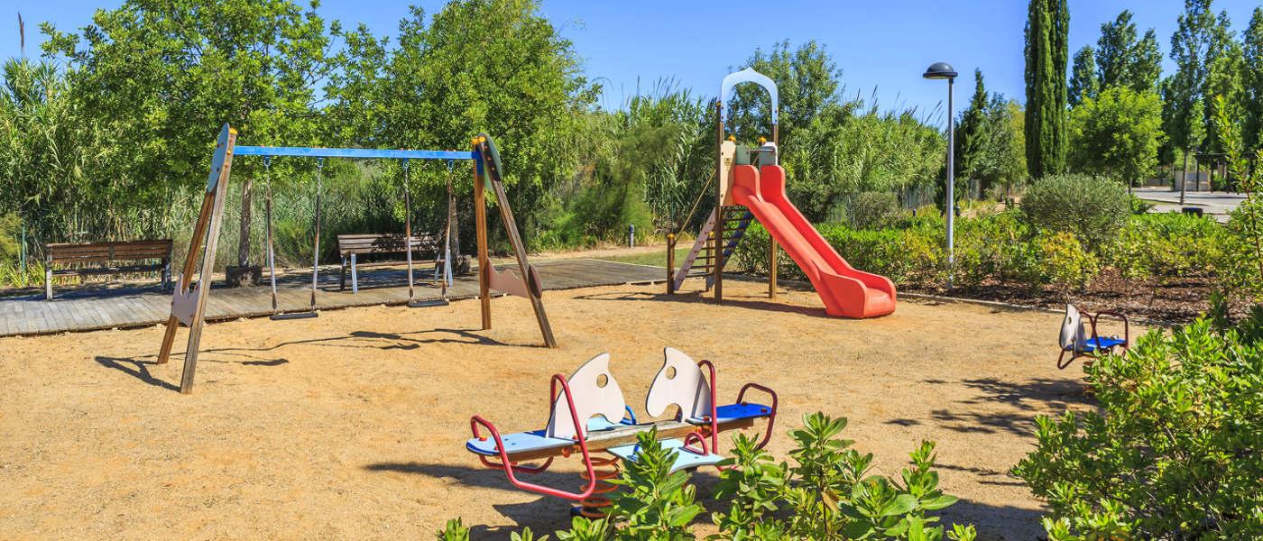 Firefly Holidays Laguna Resort Vilamoura Play Area