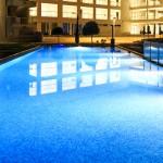 Firefly Holidays Laguna Resort Vilamoura Pool Night
