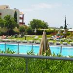 Firefly Holidays Laguna Resort Vilamoura Pool from Apartment