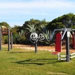 Firefly Holidays Salema Beach Village Outdoor Gym