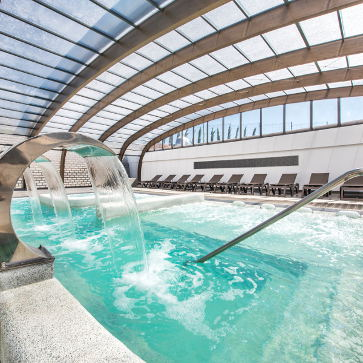 Firefly Holidays Turiscampo Covered Spa Pool
