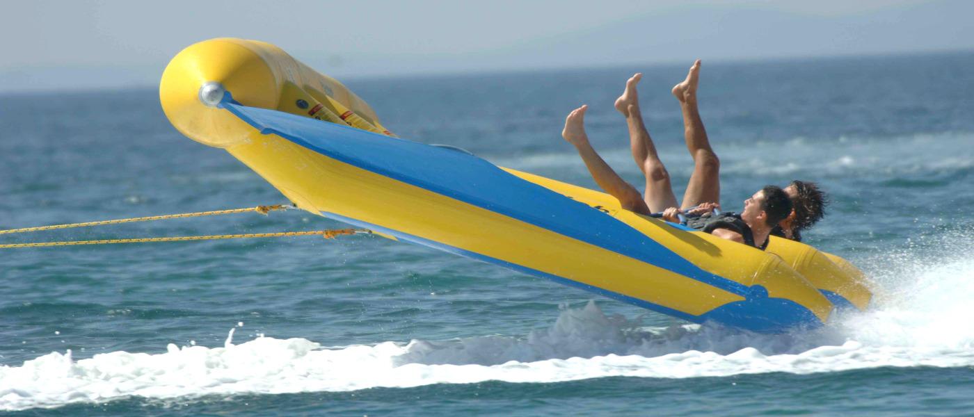 Firefly Holidays Zaton Holiday Resort Banana Boat