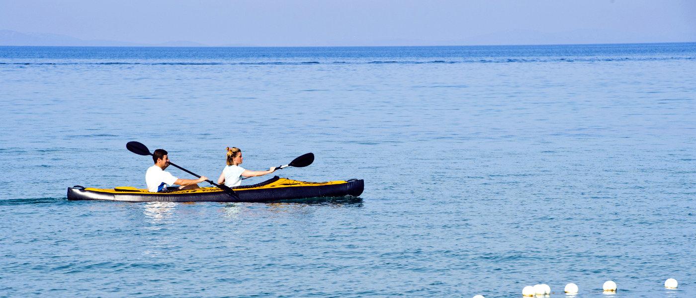 Firefly Holidays Zaton Holiday Resort Canoe