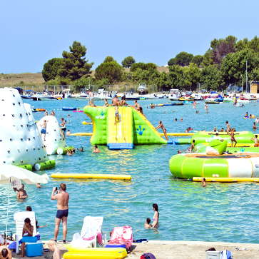 Firefly Holidays Zaton Holiday Resort Inflatable Course 363
