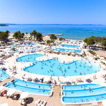 Firefly Holidays Zaton Holiday Resort Pools 363