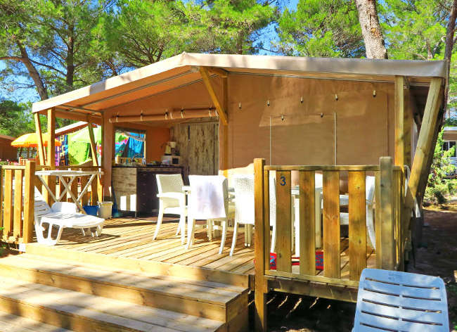 Firefly Holidays Zaton Holiday Resort Safari Tent 1 472h