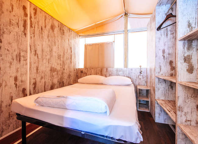 Firefly Holidays Zaton Holiday Resort Safari Tent Double 472h