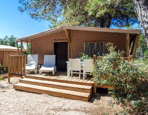 Firefly Holidays Zaton Holiday Resort Safari Tent Thumb