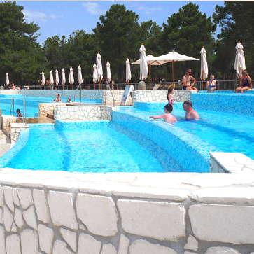 Firefly Holidays Zaton Holiday Resort Step Pools 2 363