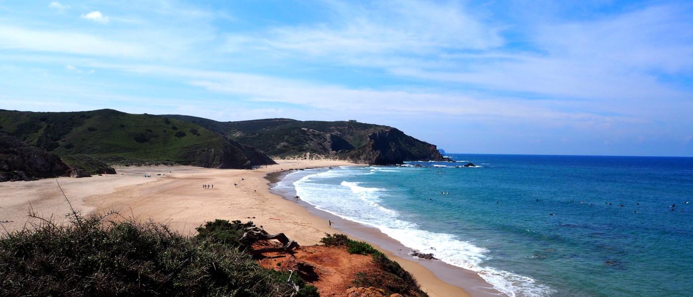 Salema Amado Beach