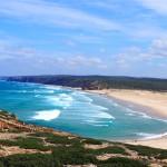 Salema Bordeira Beach