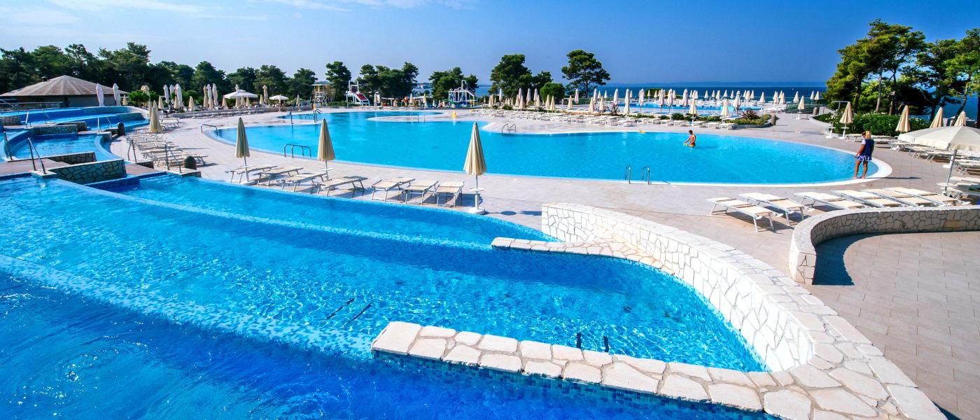 Zaton Resort Pools