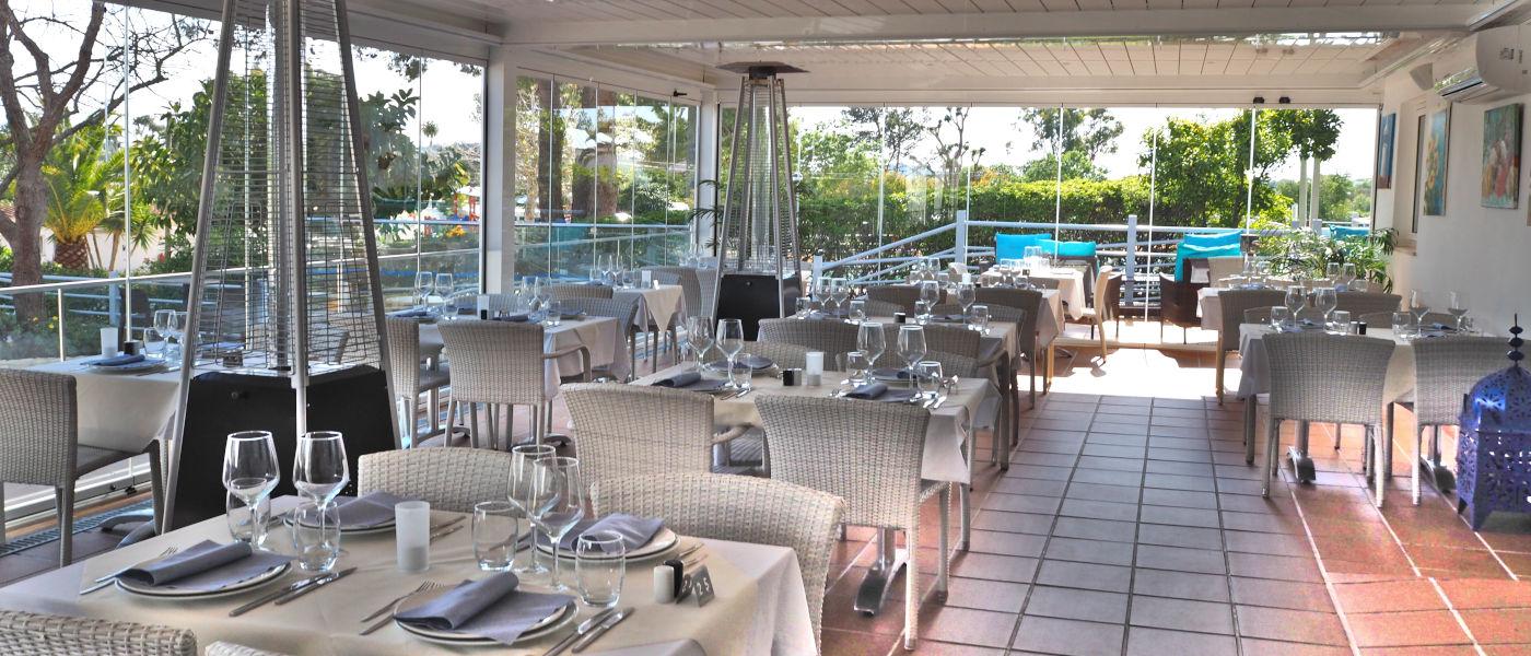 Turiscampo Restaurant Terrace