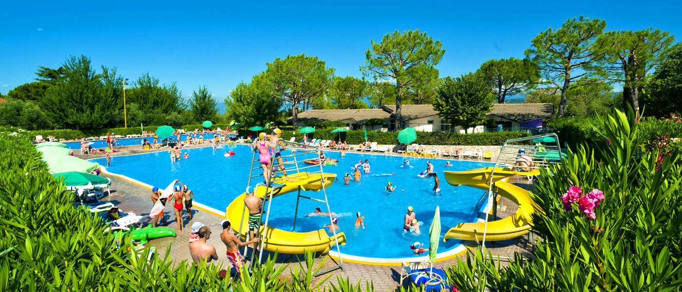 Firefly Holidays Cisano Main Pool 3