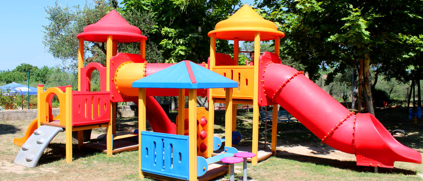 Firefly Holidays Cisano Playground