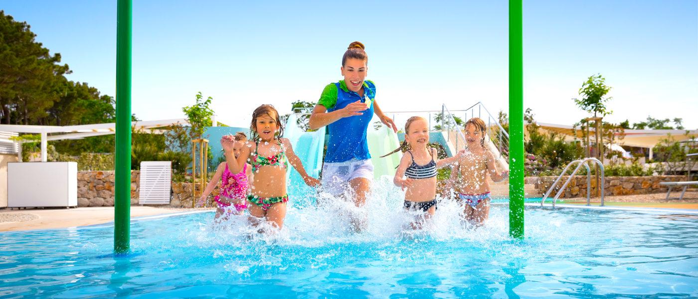 Firefly Holidays Krk Premium Camping Resort Kids Clubs 1