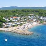 Firefly Holidays Krk Premium Camping Resort Setting