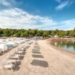 Firefly Holidays Lanterna Camp Adriatic Beach